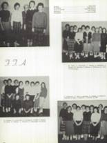 1960 Gillespie Community High School Yearbook Page 82 & 83