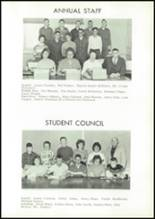 1964 Walkerville High School Yearbook Page 16 & 17