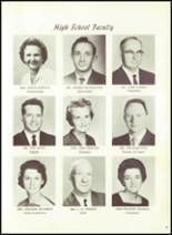 1963 Fair Play High School Yearbook Page 12 & 13
