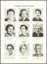 1963 Fair Play High School Yearbook Page 14 & 15