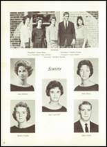 1963 Fair Play High School Yearbook Page 16 & 17