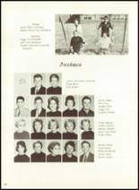 1963 Fair Play High School Yearbook Page 20 & 21