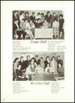 1963 Fair Play High School Yearbook Page 38 & 39