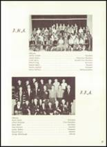 1963 Fair Play High School Yearbook Page 40 & 41