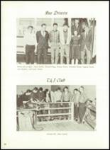 1963 Fair Play High School Yearbook Page 42 & 43