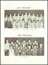 1963 Fair Play High School Yearbook Page 46 & 47