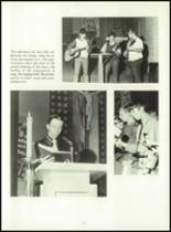 1972 Sacred Heart Seminary Yearbook Page 14 & 15