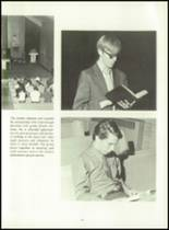 1972 Sacred Heart Seminary Yearbook Page 18 & 19