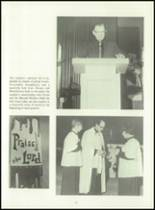 1972 Sacred Heart Seminary Yearbook Page 20 & 21
