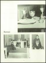 1972 Sacred Heart Seminary Yearbook Page 22 & 23