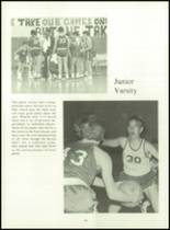 1972 Sacred Heart Seminary Yearbook Page 32 & 33