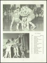 1972 Sacred Heart Seminary Yearbook Page 34 & 35