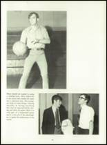 1972 Sacred Heart Seminary Yearbook Page 36 & 37