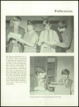 1972 Sacred Heart Seminary Yearbook Page 44 & 45