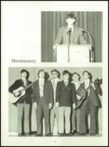 1972 Sacred Heart Seminary Yearbook Page 46 & 47