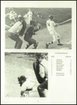 1972 Sacred Heart Seminary Yearbook Page 48 & 49