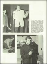 1972 Sacred Heart Seminary Yearbook Page 50 & 51