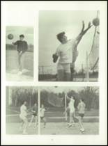 1972 Sacred Heart Seminary Yearbook Page 66 & 67