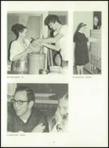 1972 Sacred Heart Seminary Yearbook Page 80 & 81