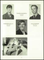 1972 Sacred Heart Seminary Yearbook Page 96 & 97