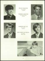 1972 Sacred Heart Seminary Yearbook Page 98 & 99