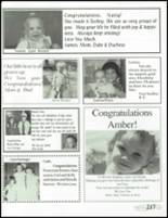1999 Wasson High School Yearbook Page 236 & 237