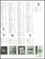 1999 Wasson High School Yearbook Page 244 & 245