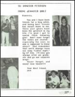 1999 Wasson High School Yearbook Page 246 & 247