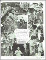1999 Wasson High School Yearbook Page 254 & 255