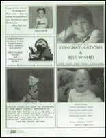1999 Wasson High School Yearbook Page 260 & 261
