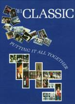 1981 Yearbook Tremper High School