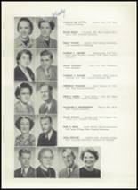 1952 Washington Irving High School Yearbook Page 12 & 13