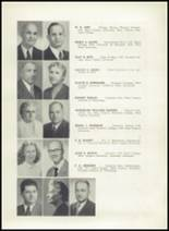 1952 Washington Irving High School Yearbook Page 14 & 15
