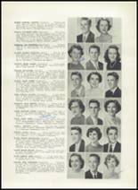 1952 Washington Irving High School Yearbook Page 18 & 19