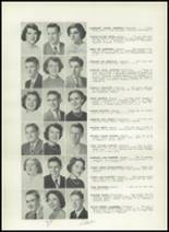 1952 Washington Irving High School Yearbook Page 20 & 21