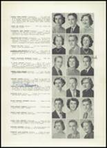 1952 Washington Irving High School Yearbook Page 22 & 23