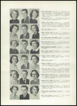 1952 Washington Irving High School Yearbook Page 24 & 25