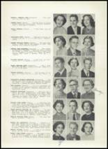 1952 Washington Irving High School Yearbook Page 26 & 27