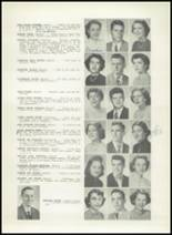 1952 Washington Irving High School Yearbook Page 28 & 29