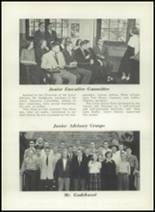 1952 Washington Irving High School Yearbook Page 32 & 33
