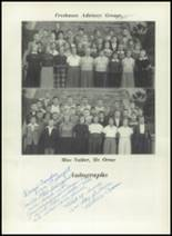 1952 Washington Irving High School Yearbook Page 40 & 41