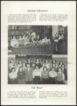 1952 Washington Irving High School Yearbook Page 50 & 51