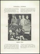 1952 Washington Irving High School Yearbook Page 56 & 57