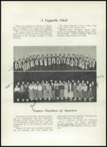 1952 Washington Irving High School Yearbook Page 60 & 61