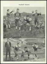 1952 Washington Irving High School Yearbook Page 66 & 67