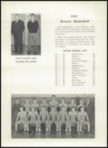 1952 Washington Irving High School Yearbook Page 68 & 69