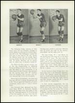1952 Washington Irving High School Yearbook Page 72 & 73