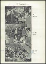 1952 Washington Irving High School Yearbook Page 80 & 81