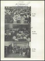 1952 Washington Irving High School Yearbook Page 82 & 83