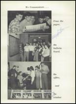 1952 Washington Irving High School Yearbook Page 84 & 85